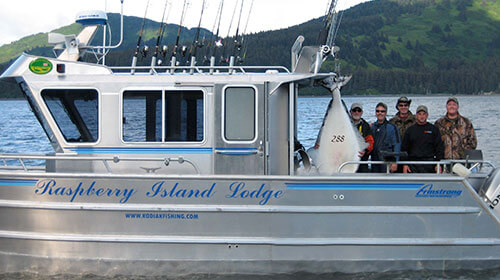Kodiak Fishing Boat